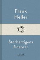 Storhertigens finanser - Frank Heller