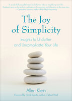The Joy of Simplicity - Allen Klein