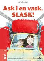 Ask i en vask. SLASK! - Marie Duedahl