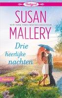 Drie heerlijke nachten - Susan Mallery