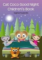 Cat Coco Good Night Children's Book - Siegfried Freudenfels