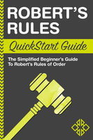 Robert's Rules QuickStart Guide