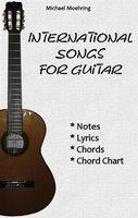 International Songs for Guitar - Michael Moehring