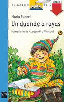 Un duende a rayas - María Puncel