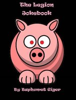 The Legion Jokebook - Baphomet Giger