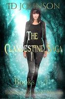 The Clandestine Saga Books 1–3 - ID Johnson