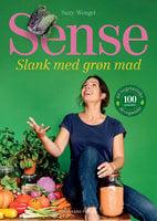 Sense - slank med grøn mad - Suzy Wengel