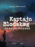 Kaptajn Blodskæg. Sabelklipperne - Jacob Weinreich