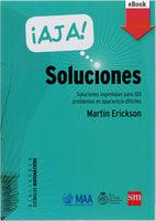 ¡Ajá! Soluciones - Martin Erickson
