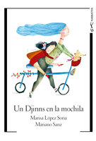 Un Djinns en la mochila - Marisa López Soria, Mariano Sanz