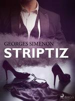 Striptiz - Georges Simenon