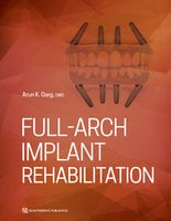 Full-Arch Implant Rehabilitation - Arun Garg