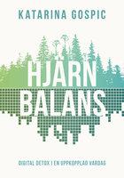 Hjärnbalans - Detox i en uppkopplad vardag - Katarina Gospic