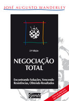 Negociação total - José Augusto Wanderley