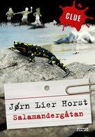 Salamandergåtan. CLUE 1 - Jørn Lier Horst
