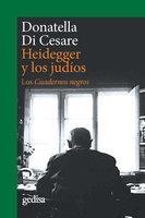 Heidegger y los judíos - Donatella Di Cesare