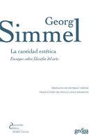 La cantidad estética - Georg Simmel