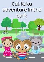 Cat Kuku adventure in the park - Siegfried Freudenfels