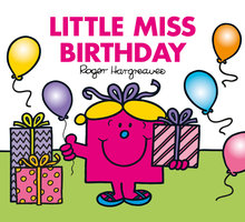 Little Miss Birthday - Adam Hargreaves