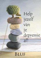 Help jezelf van je depressie af! - Bluf