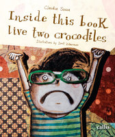 Inside this book live two crocodiles - Claudia Souza