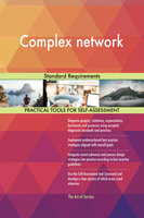 Complex network Standard Requirements - Gerardus Blokdyk