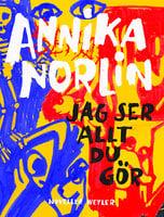 Jag ser allt du gör - Annika Norlin