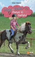 Maja und Bella - Ponys in Gefahr - Inken Weiand