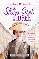 A Shop Girl in Bath - Rachel Brimble