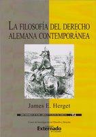 La filosofía del derecho alemana contemporánea - James E Herget