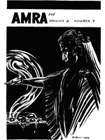Amra, Vol 2, No 7 (November, 1959) - George H. Scithers