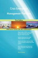 Crisis Emergency Management Platforms Third Edition - Gerardus Blokdyk
