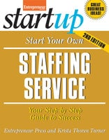 Start Your Own Staffing Service - Entrepreneur magazine, Krista Turner