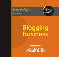 Blogging Business - Entrepreneur magazine