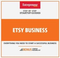 Etsy Business - Inc. The Staff of Entrepreneur Media