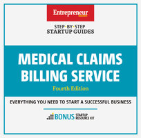 Medical Claims Billing Service - The Staff of Entrepreneur Media, Charlene Davis