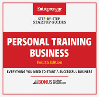 Personal Training Business - The Staff of Entrepreneur Media