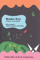 October Fury - Wilson Roberts