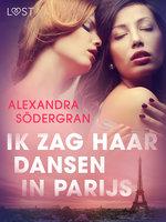 Ik zag haar dansen in Parijs - erotisch verhaal - Alexandra Södergran