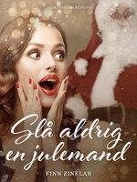 Slå aldrig en julemand - Finn Zinklar