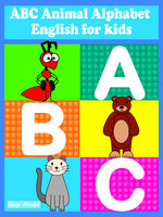 ABC Animal Alphabet - Suzy Makó