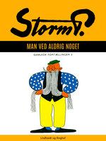 Man ved aldrig noget - Storm P.