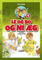 Le og Bo og ni æg - Kirsten Ahlburg