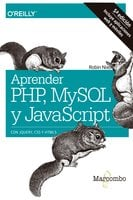 Aprender PHP, MySQL y JavaScript - Robin Nixon