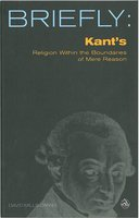 Briefly: Kant's Religion within the Bounds of Mere Reason - David Mills Daniel