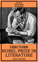 3 Books To Know Nobel Prize in Literature - Rudyard Kipling, Anatole France, Paul Heyse, August Nemo