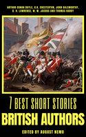 7 best short stories - British Authors - Arthur Conan Doyle, D. H. Lawrence, Thomas Hardy, G.K. Chesterton, John Galsworthy, W.W. Jacobs, August Nemo