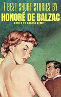 7 best short stories by Honoré de Balzac - Honoré de Balzac, August Nemo