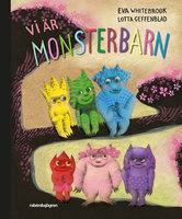 Vi är monsterbarn - Eva Whitebrook