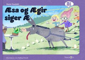 Æsa og Ægir siger Æ - Marie Duedahl
